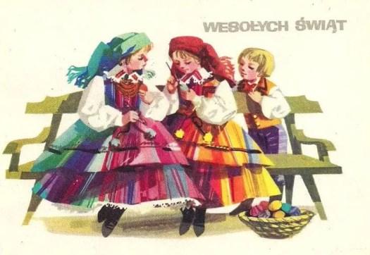 Maria Orłowska Gabryś, 1925- 1988 Easter Eggs