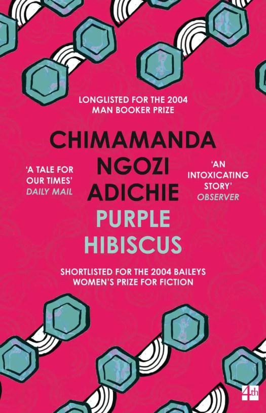 Purple Hibiscus by Chimamanda Ngozi Adichie book cover