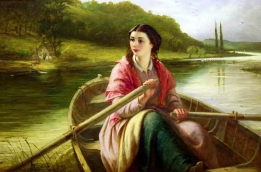Thomas Brooks - The Ferryman's Daughter
