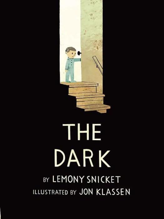 the dark lemony snicket jon klassen book cover