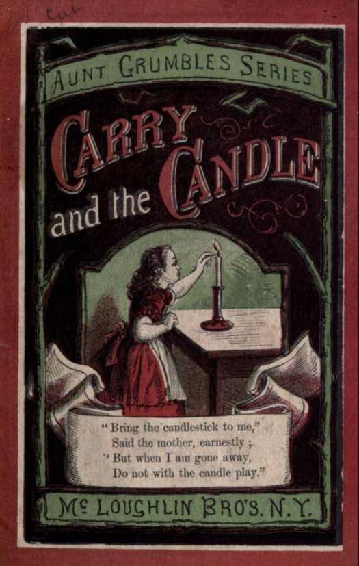 Aunt Grumble Seires Carry and the Candle
