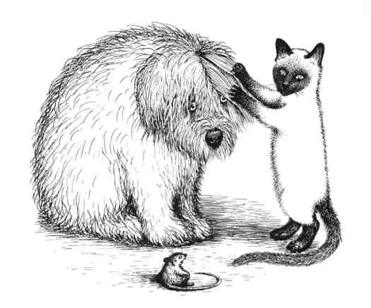 Harry Cat's Pet Puppy illustrated by Garth Williams