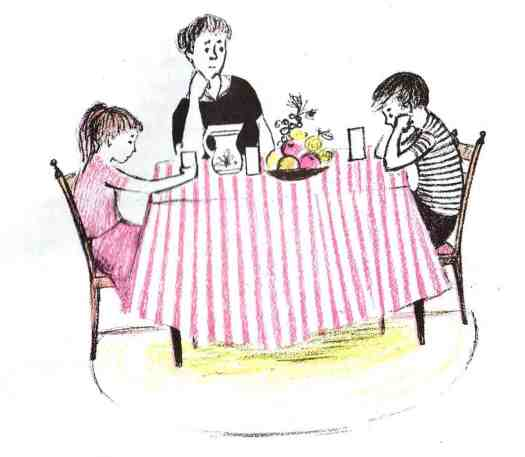 Illustration by Adrienne Adams in 'Childcraft The How and Why Library' Volume 5, Field Enterprises, first printed 1964