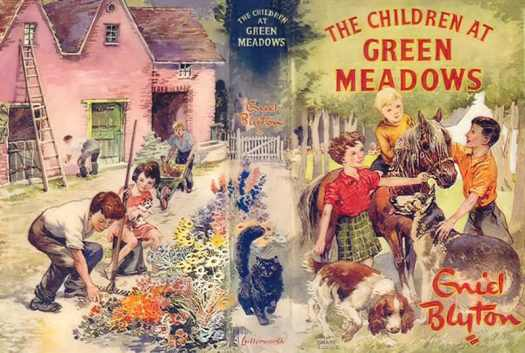 The Children at Green Meadows by Enid Blyton