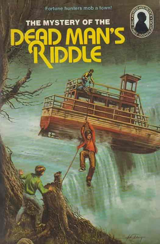 The Mystery of the Dead Man's Riddle