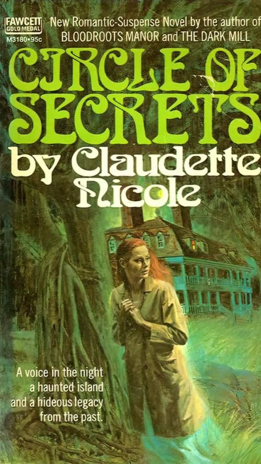 Circle of Secrets by Claudette Nicole