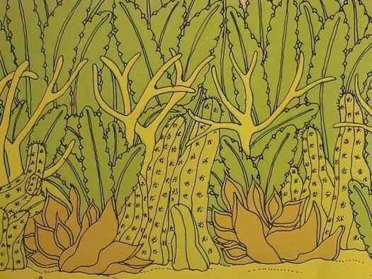Pat Hutchins foliage