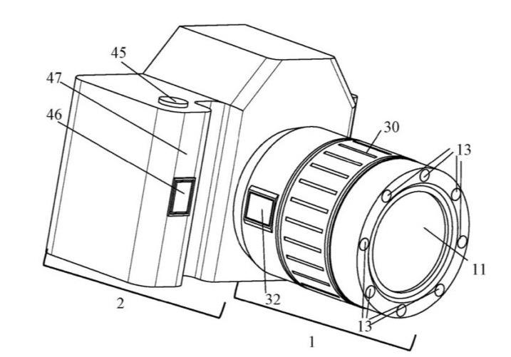 Slashcam News : Canon patent for fingerprint sensor for