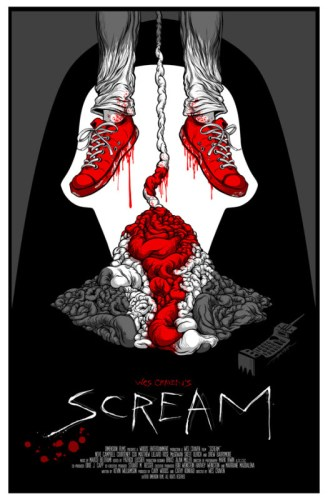 PardeeScreamPoster