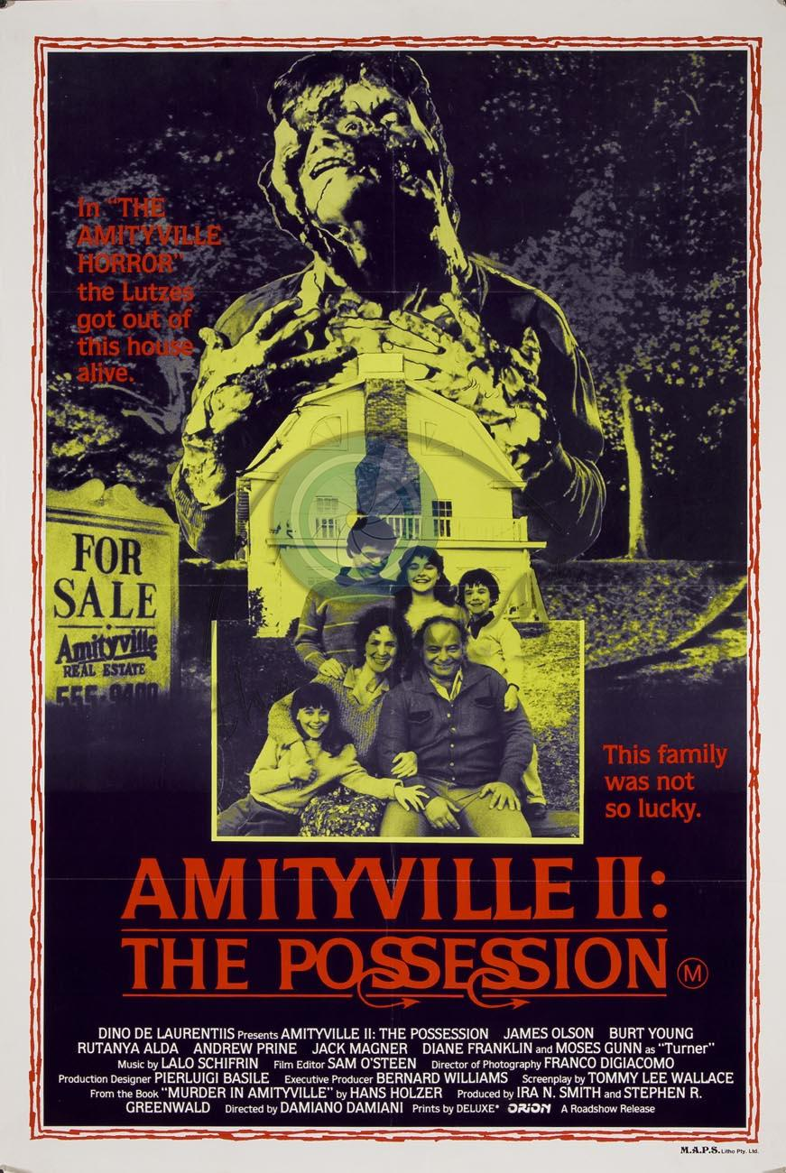 Image result for amityville ii: the possession