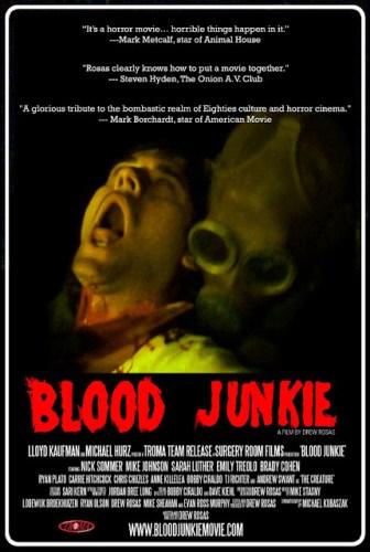 BloodJunkiePoster