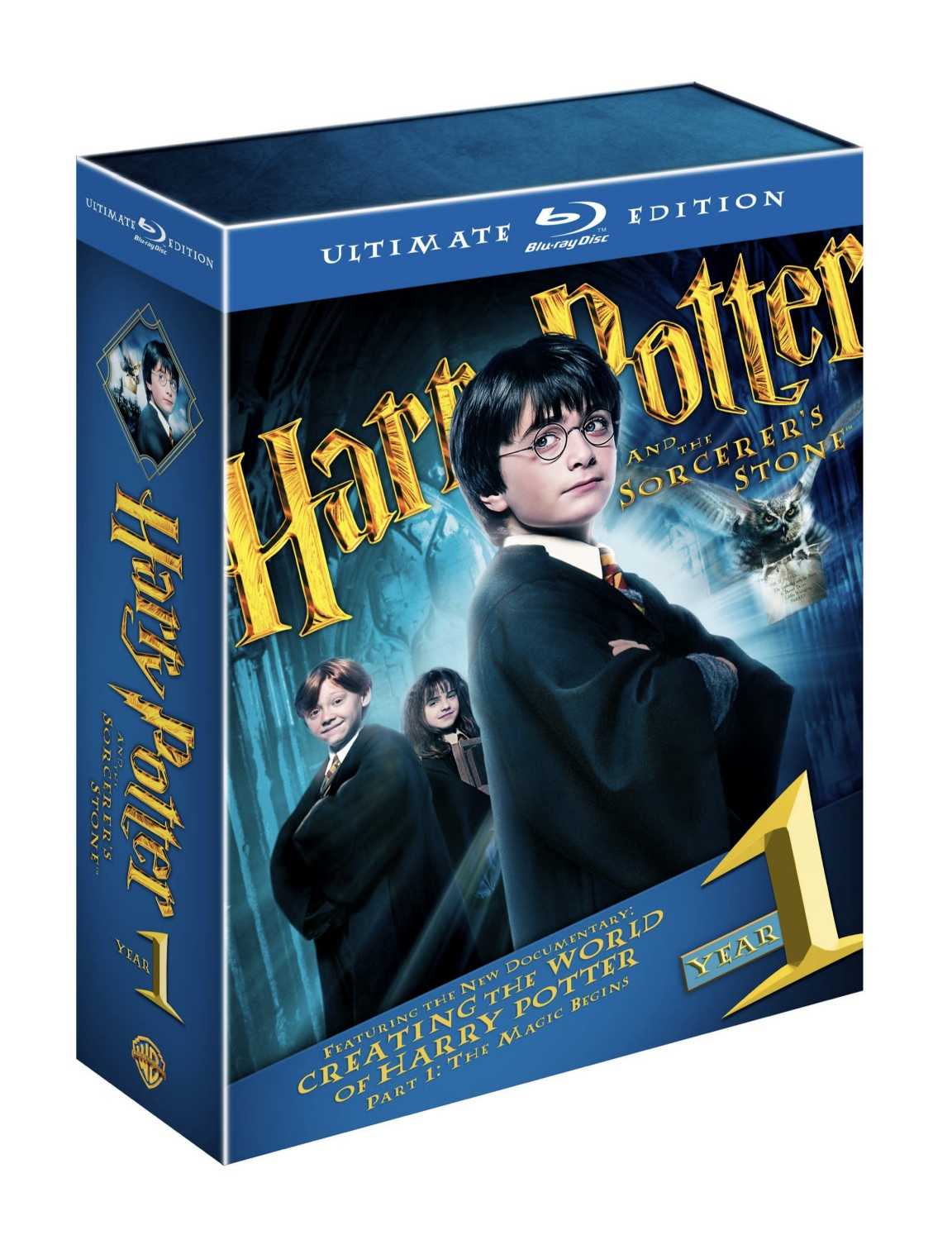 Cool Stuff Harry Potter Ultimate Editions Details