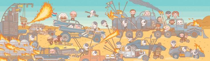 100% Soft - Mad Max: Fury Road