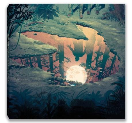Mondo Jurassic World vinyl release