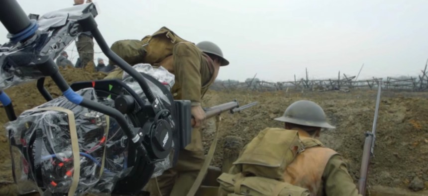 '1917' Official Trailer Sets High Expectations