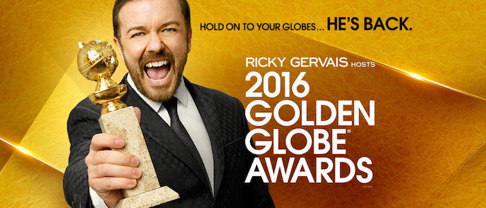 2016 Golden Globes winners