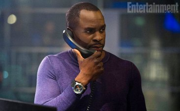 24 Live Another Day - Gbenga Akinnagbe as Erik Ritter