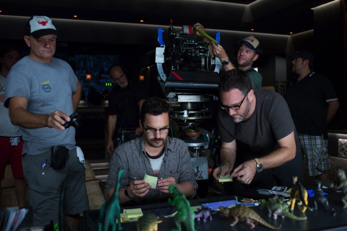 Jurassic World interview Colin Trevorrow