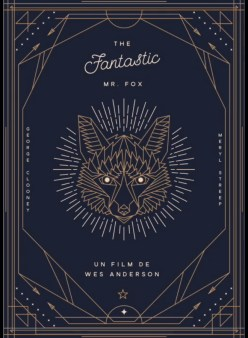 Fantastic Mr Fox Minimalist Poster