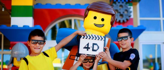 legoland lego movie ride