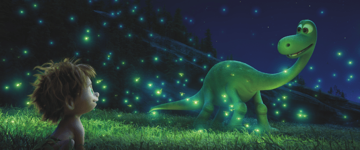 The Good Dinosaur D23 Expo