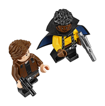 lego star wars han and lando