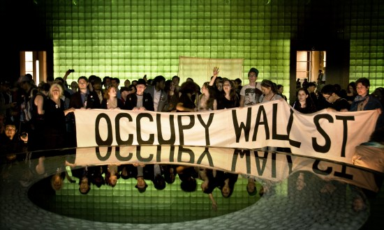 99 Percent The Occupy Wall Street Collaborative Film