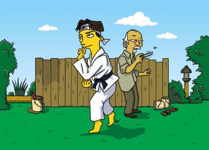 ADN-Karate Kid