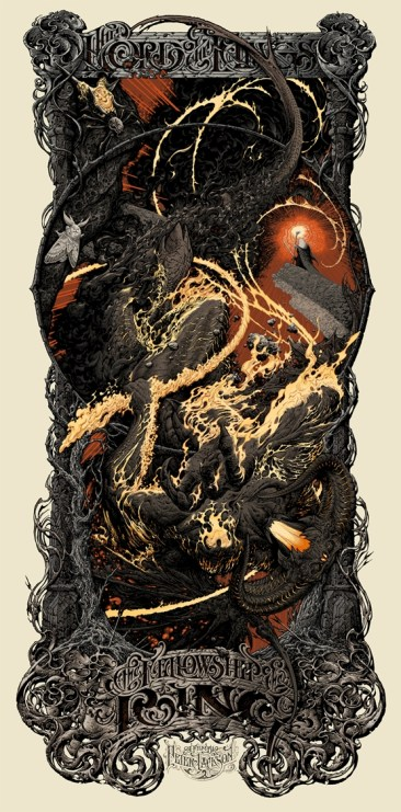 Aaron Horkey Fellowship of the Ring