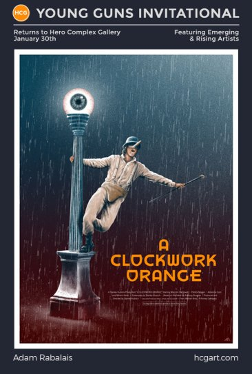 Adam Rabalais- Clockwork Orange