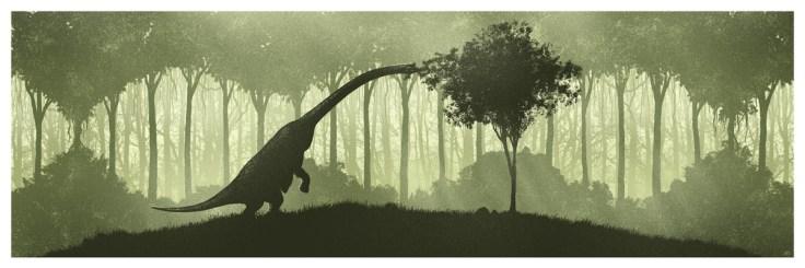 Adam Rabalais - Jurassic Park