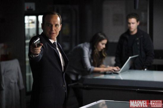 Agents of Shield Turn