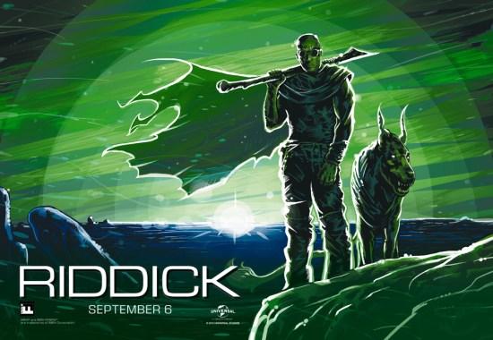 Alex Fuentes - Riddick IMAX