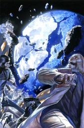 Alex Ross Planet of the Apes Cataclysm 2
