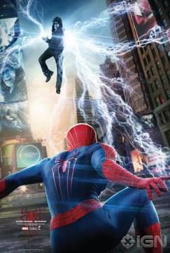 Amazing Spider-Man 2 Int Poster 3