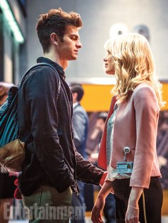 Amazing Spider-Man 2 - Peter Parker and Gwen Stacy