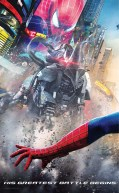 Amazing Spider-Man 2 Rhino poster
