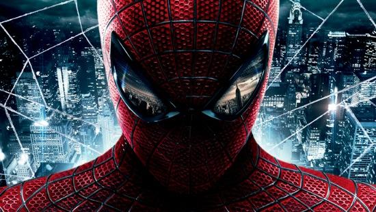 Amazing Spider-Man Poster Header