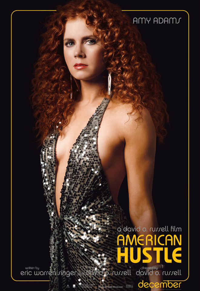 Amy Adams American Hustle