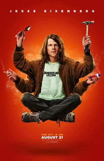 American Ultra Poster 1