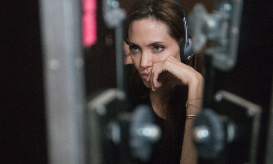 Angelina Jolie directing africa
