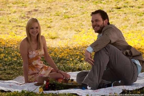 Chris Pratt Anna Faris Vacation Friends