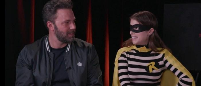 Ben Affleck Anna Kendrick Batman Robin