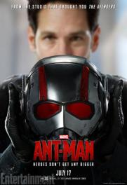 Ant-Man character posters - Paul Rudd as Scott Lang