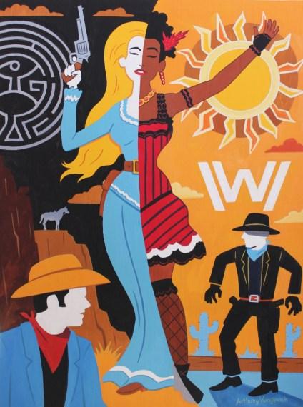 Anthony Vukojevich - Westworld