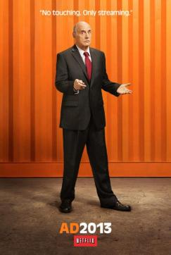 Arrested Development poster - George