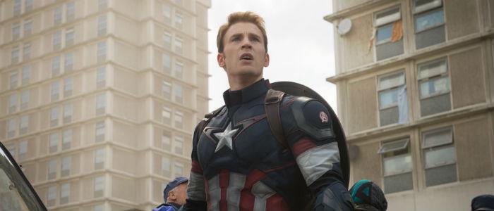 Avengers Age of Ultron Captain America Chris Evans