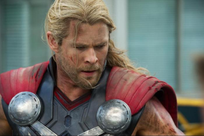 Avengers Age of Ultron Thor Hemsworth