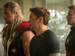 Avengers Age of Ultron Thor Tony Steve