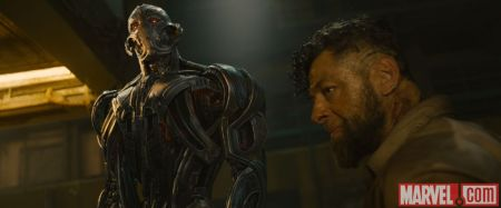 Avengers Age of Ultron - Ultron and Ulysses Klaw (Andy Serkis)